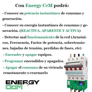 Ventajas de Energy CcM
